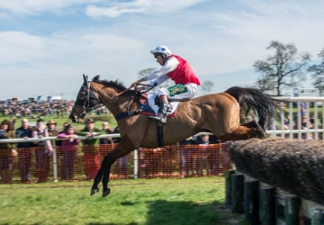 Saturday 23rd March - VWH Point to Point, Siddington