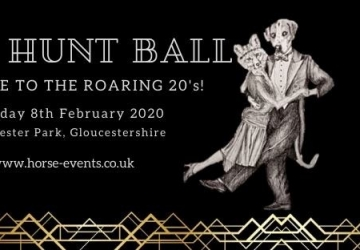 The Roaring 20's  Ball - 8 Feb 2020