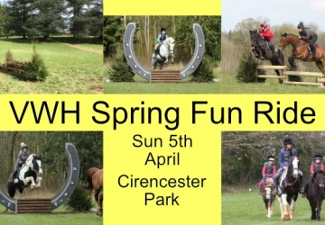 Spring Fun Ride Sunday -  5 April 2020